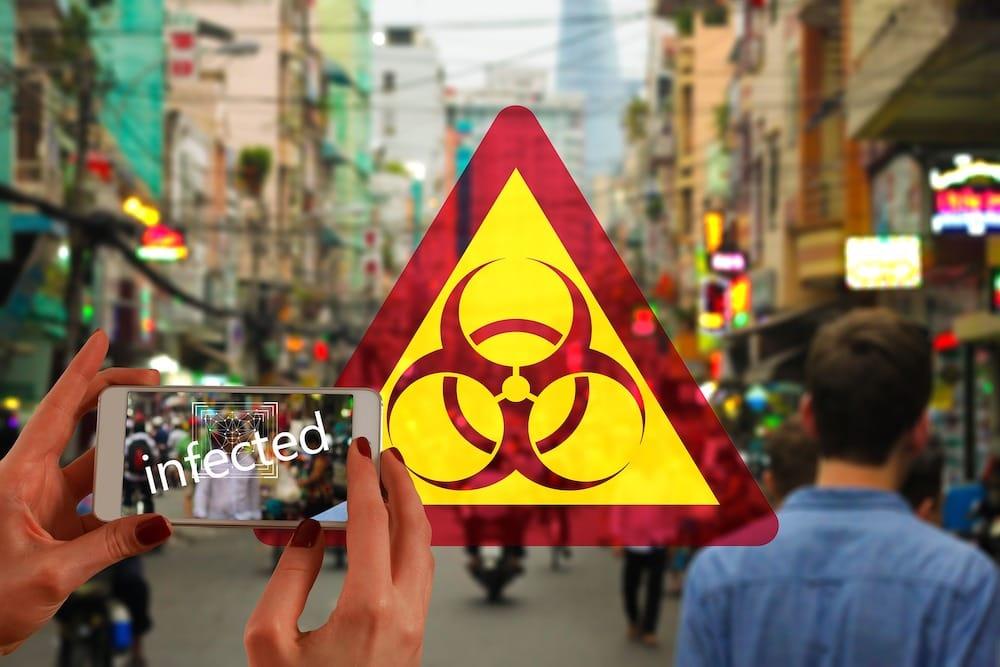 ESET identificó fallos de seguridad en aplicaciones de rastreo de COVID-19