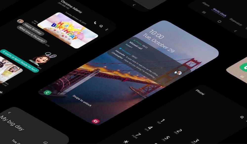 El diseño y la experiencia de usuario en dispositivos Samsung Galaxy