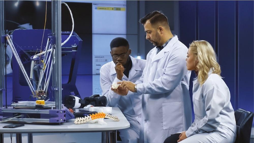 Ricoh optimiza la planificación quirúrgica con equipos 3D