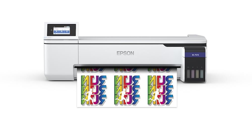 Epson SureColor F570, la impresora para emprendedores