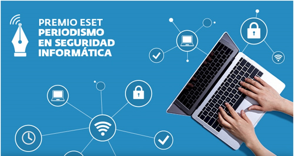 Premio ESET al Periodismo en Seguridad Informática en 2020