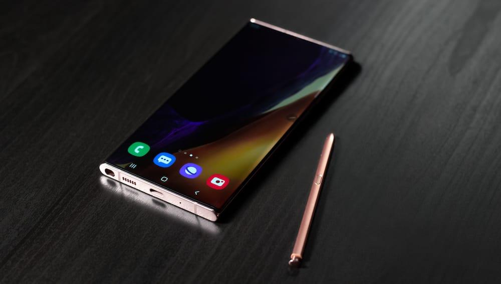 Los nuevos Galaxy Note 20 y Galaxy Note 20 Ultra de Samsung
