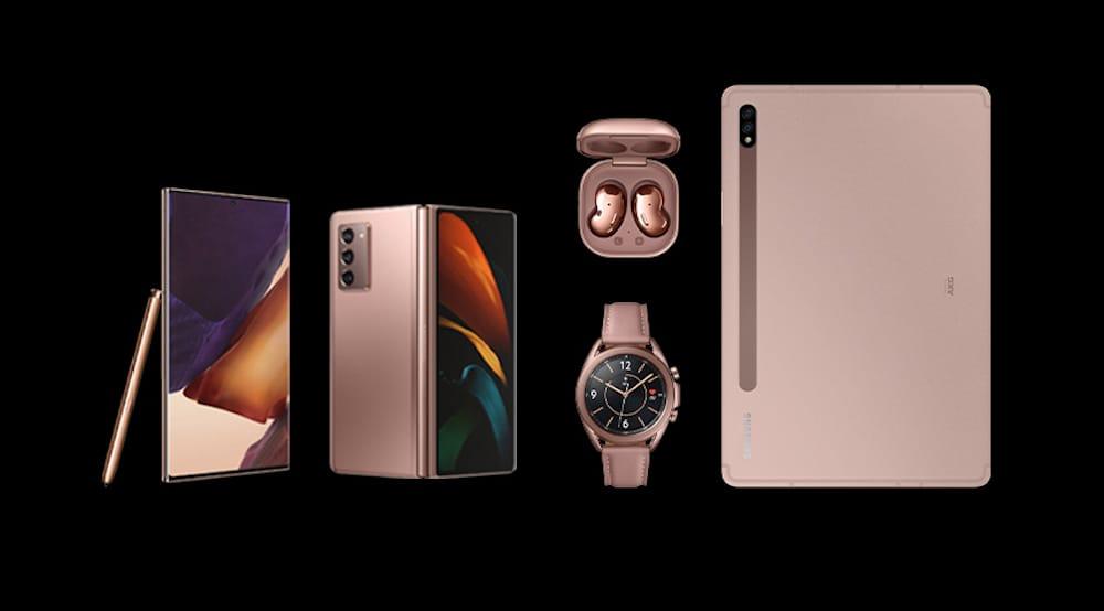 Lo nuevo de Samsung Galaxy para el trabajo y juego