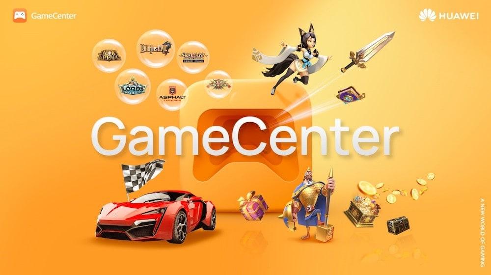 Huawei GameCenter: El nuevo centro de videojuegos para dispositivos
