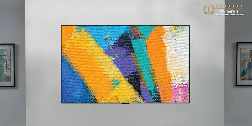 Televisores LG OLED GX Galería brindan sofisticación y comodidad