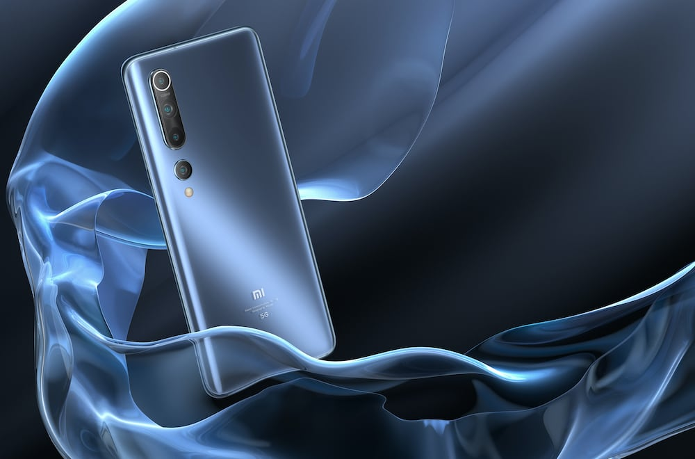 Mi 10, un miembro de la familia flagship de Xiaomi Perú