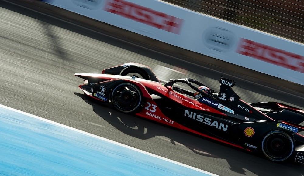 Nissan e.dams en las últimas carreras de la temporada de Fórmula E