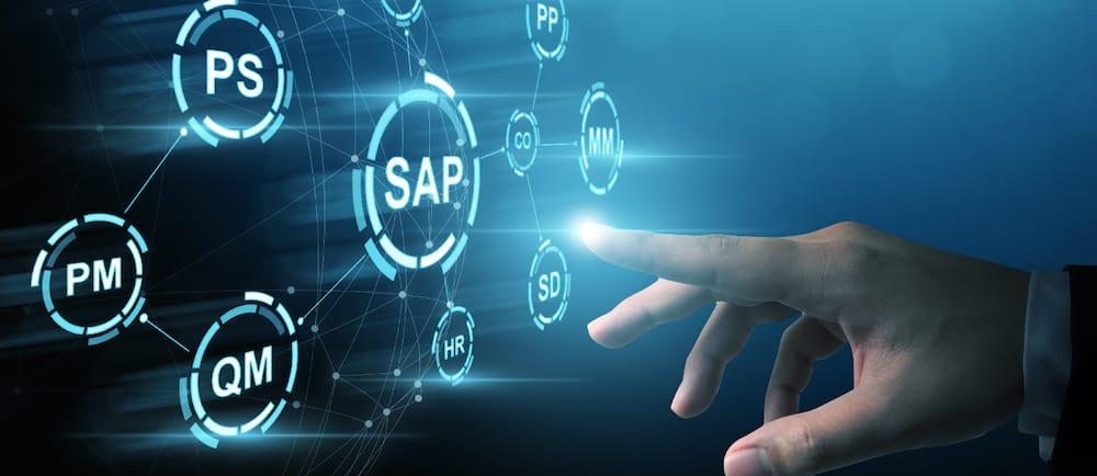 Soluciones ERP de SAP para oficinas pequeñas habilitadas por nube