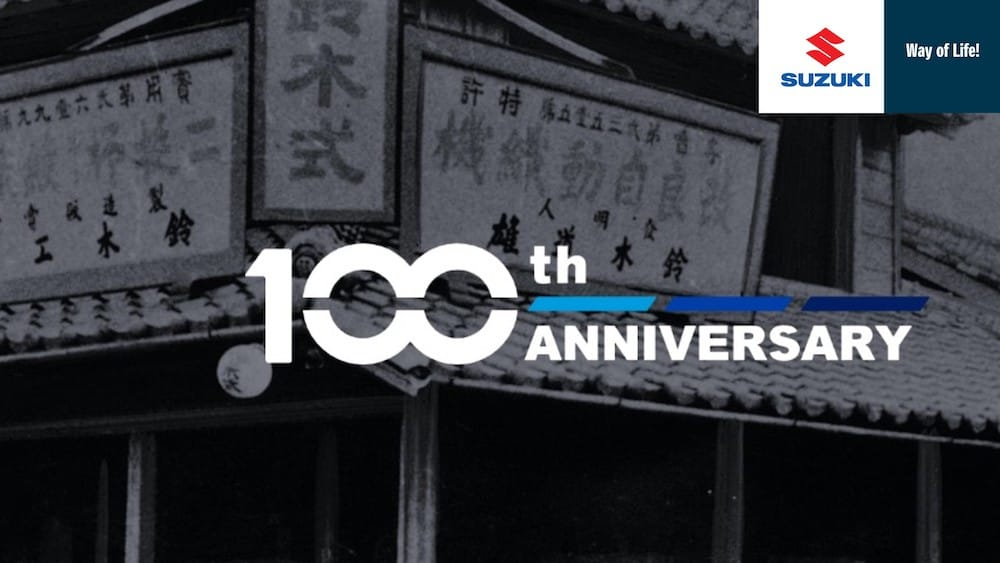 Suzuki: 100 años de historia alrededor del mundo