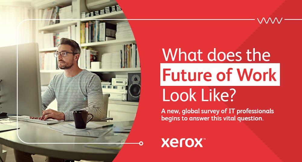 ¿Cómo será el trabajo del futuro según Xerox?