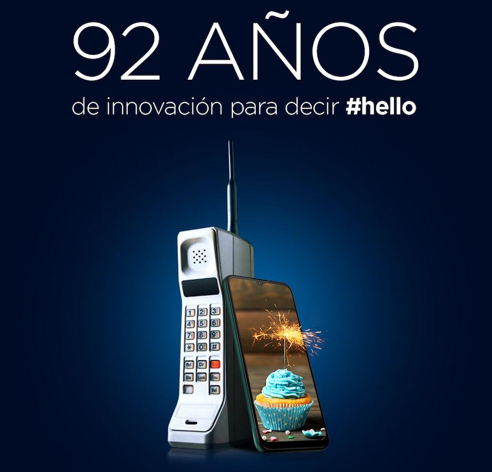 #92YearsBold: Motorola, más que solo una marca