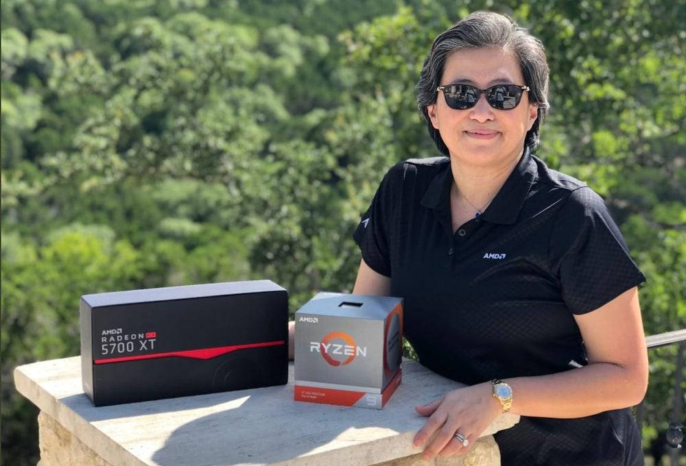 Lisa Su, CEO de AMD, dará una conferencia en CES 2021