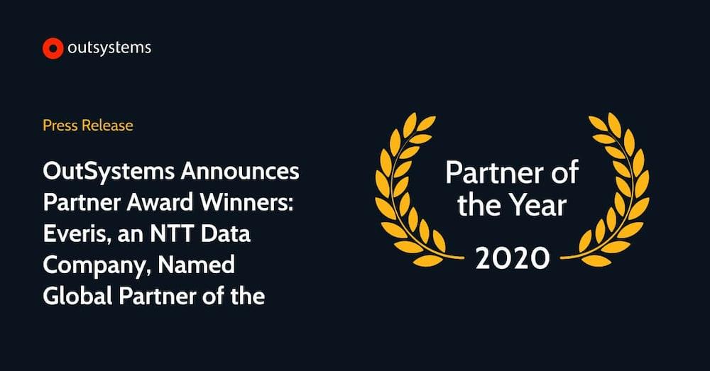 Everis ganó el premio al Global Partner of the Year