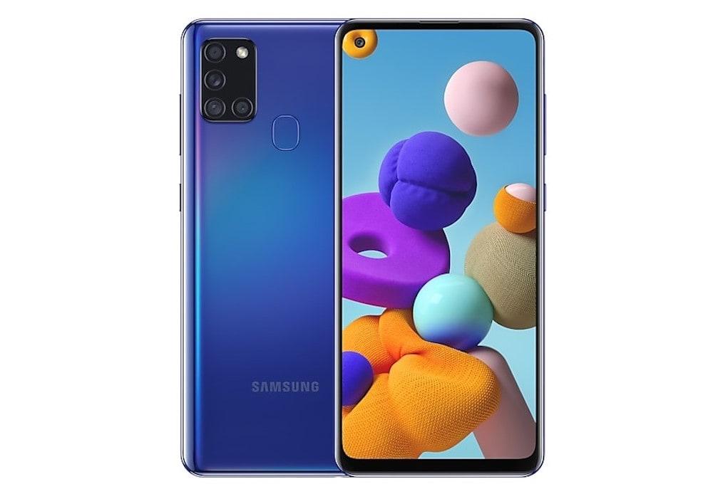 Nuevos smartphones Samsung de la línea 2020