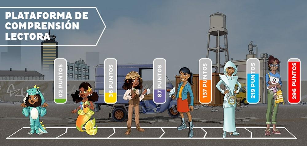 Juegos digitales potencian habilidades lectoras en estudiantes
