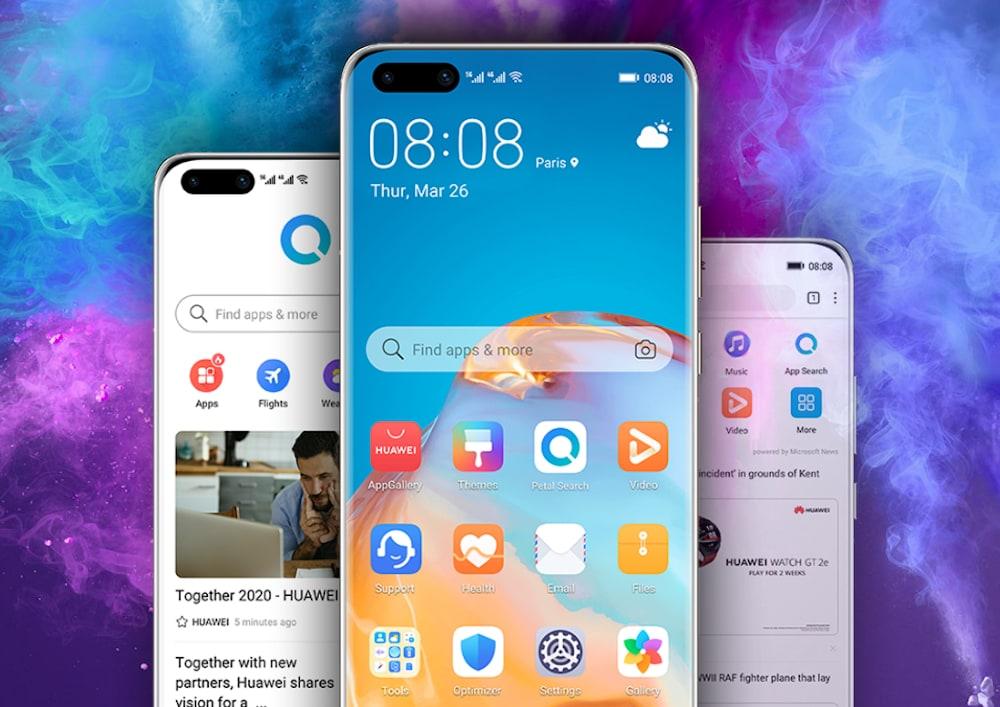 Petal Search: Millones de apps para los dispositivos Huawei