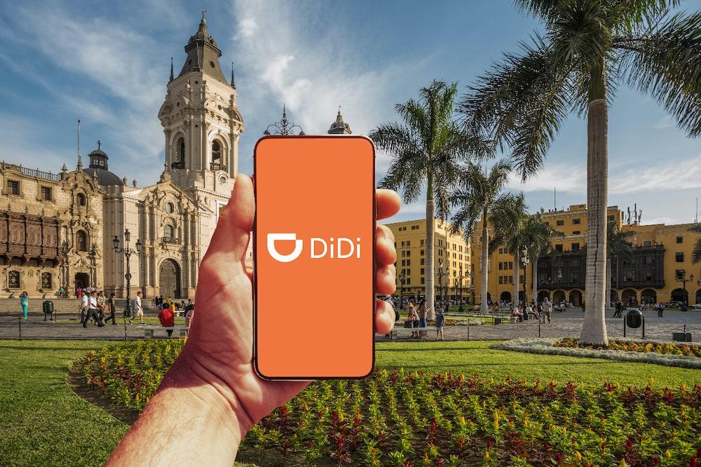 DiDi brinda viajes gratuitos en Lima