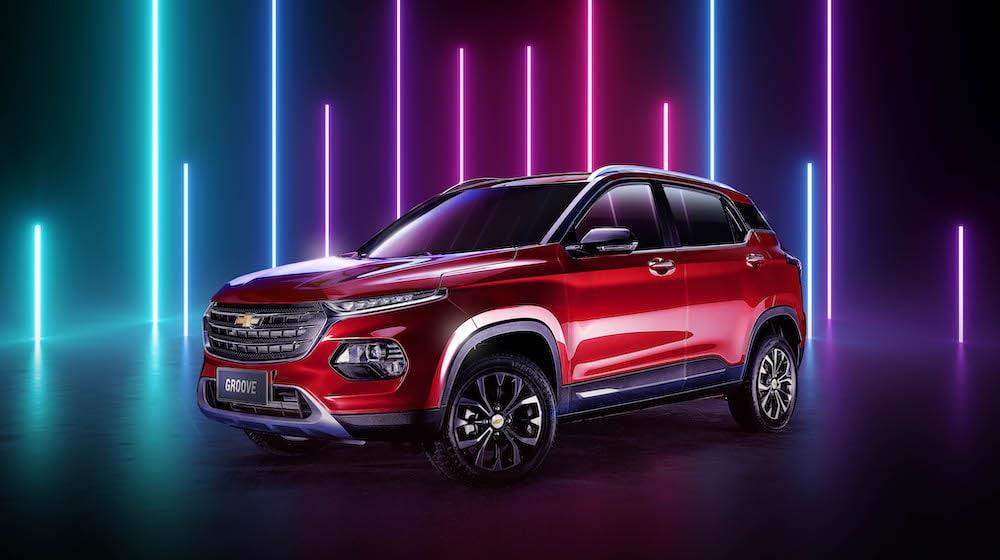 La All New Groove 2021 de Chevrolet llegó al Perú