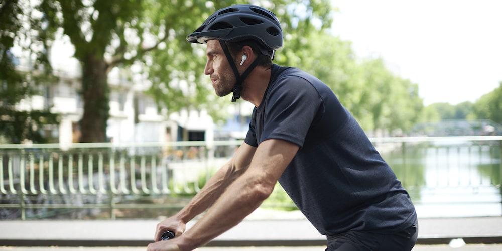 Audífonos LG Tone diseñados para un estilo de vida saludable y activo