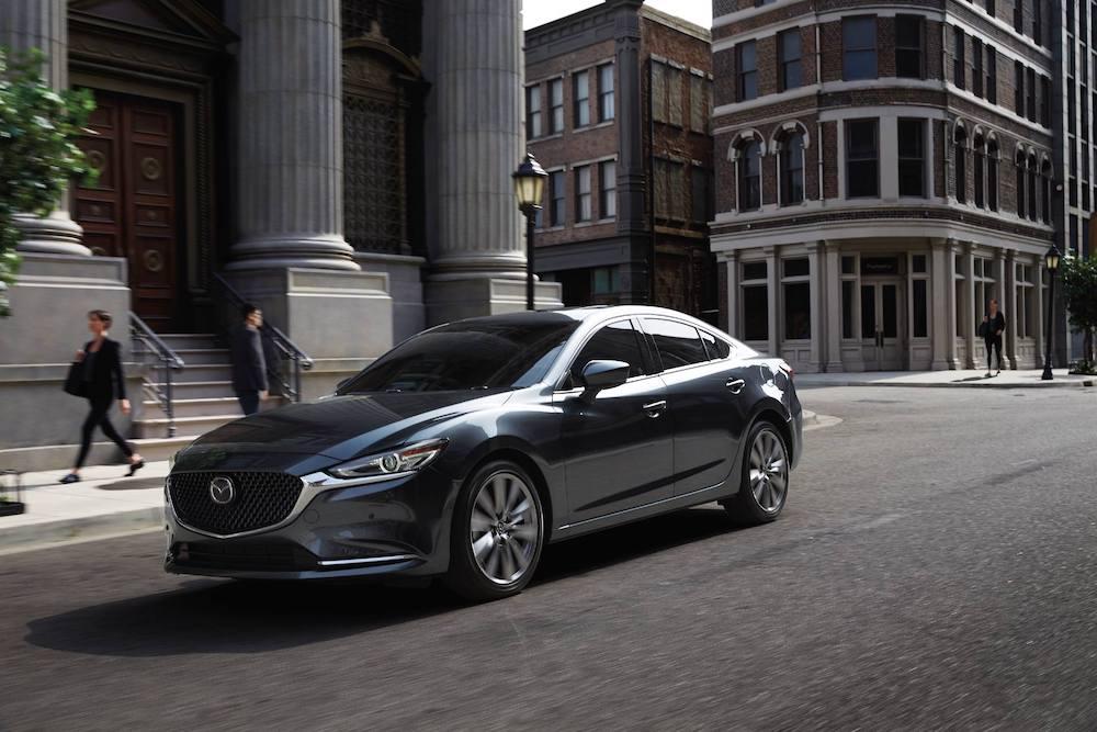Mazda, la 'Mejor marca de automóviles' en Estados Unidos