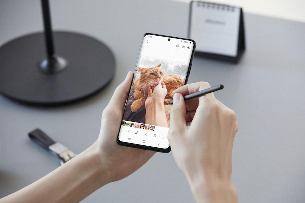 Nuevo Samsung Galaxy S21 disponible en Entel Perú