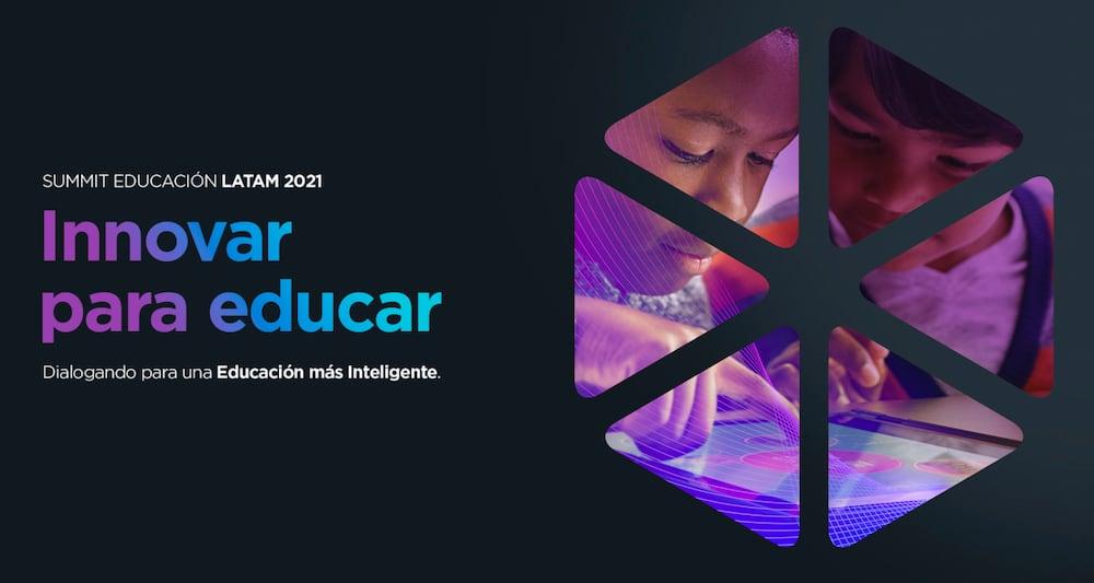 Lenovo te invita al Summit regional: Innovar para educar