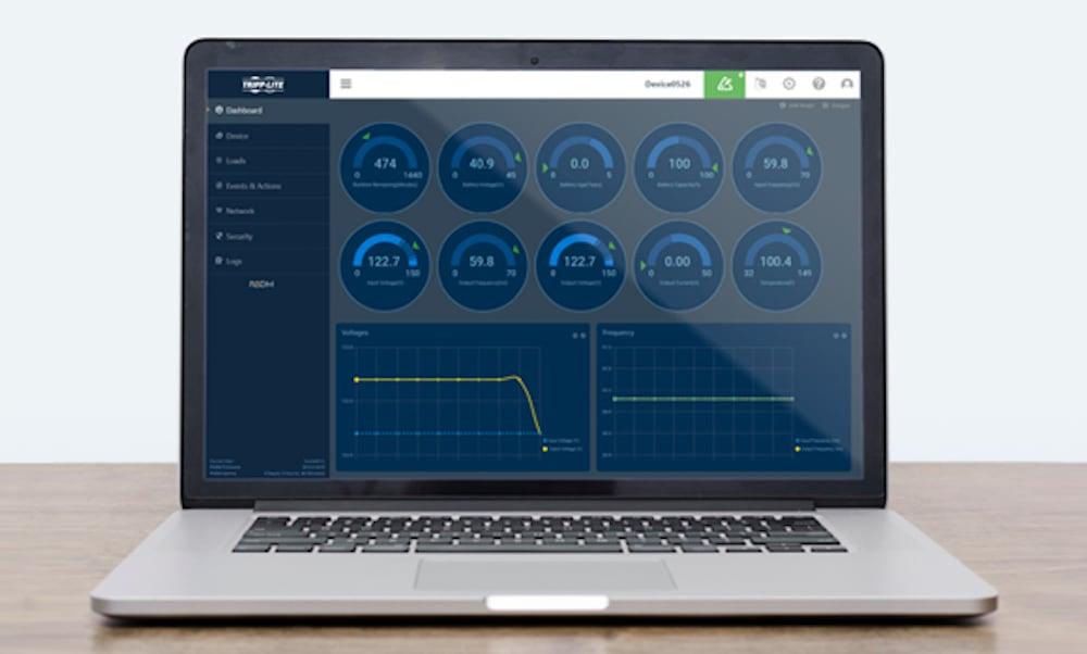 Tripp Lite actualiza su plataforma de administración remota