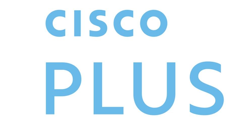 Las opciones de compra de Cisco Plus as-a-Service