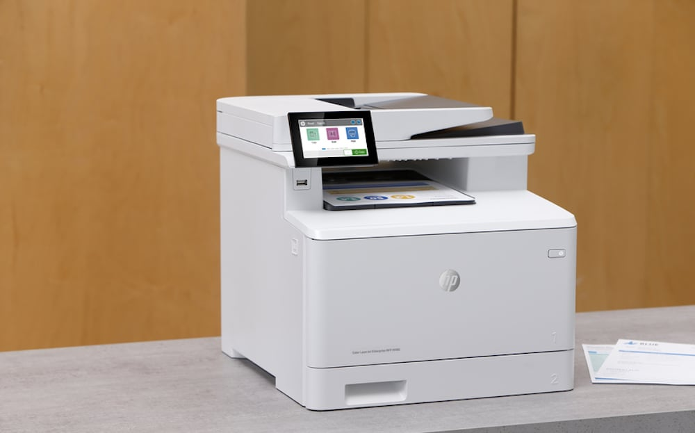 HP LaserJet Serie 400, la mejor impresora para la fuerza laboral