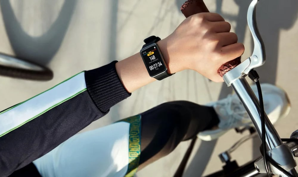 Huawei Watch Fit, un entrenador personal en tu muñeca