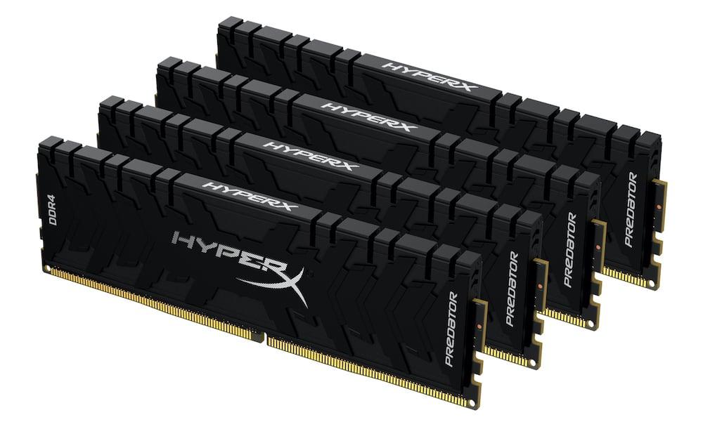 HyperX establece el récord mundial de overclocking DDR4 a 7156MHz | T21