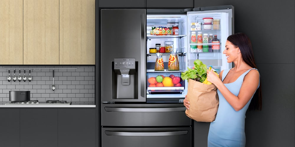LG brinda tips para una despensa saludable y económica