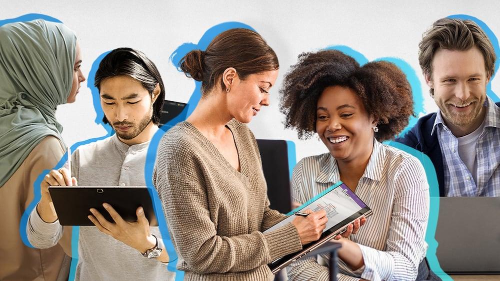 Millones de personas adquieren habilidades digitales en 2021