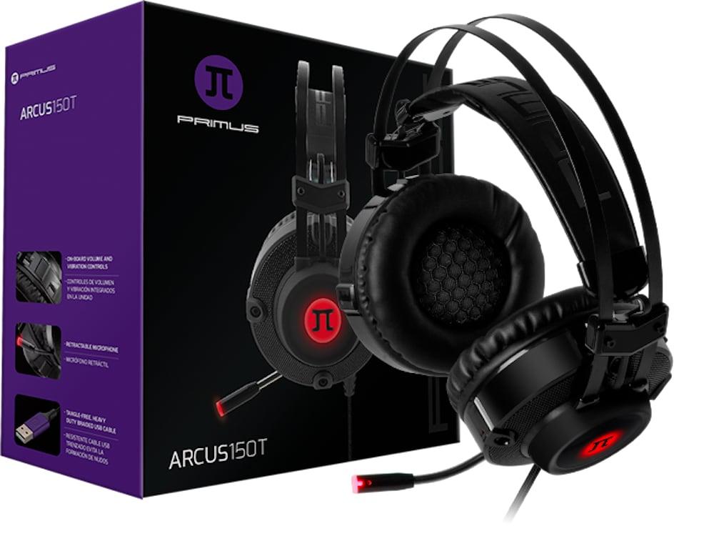 Arcus 150T, los auriculares gamer de PRIMUS Gaming