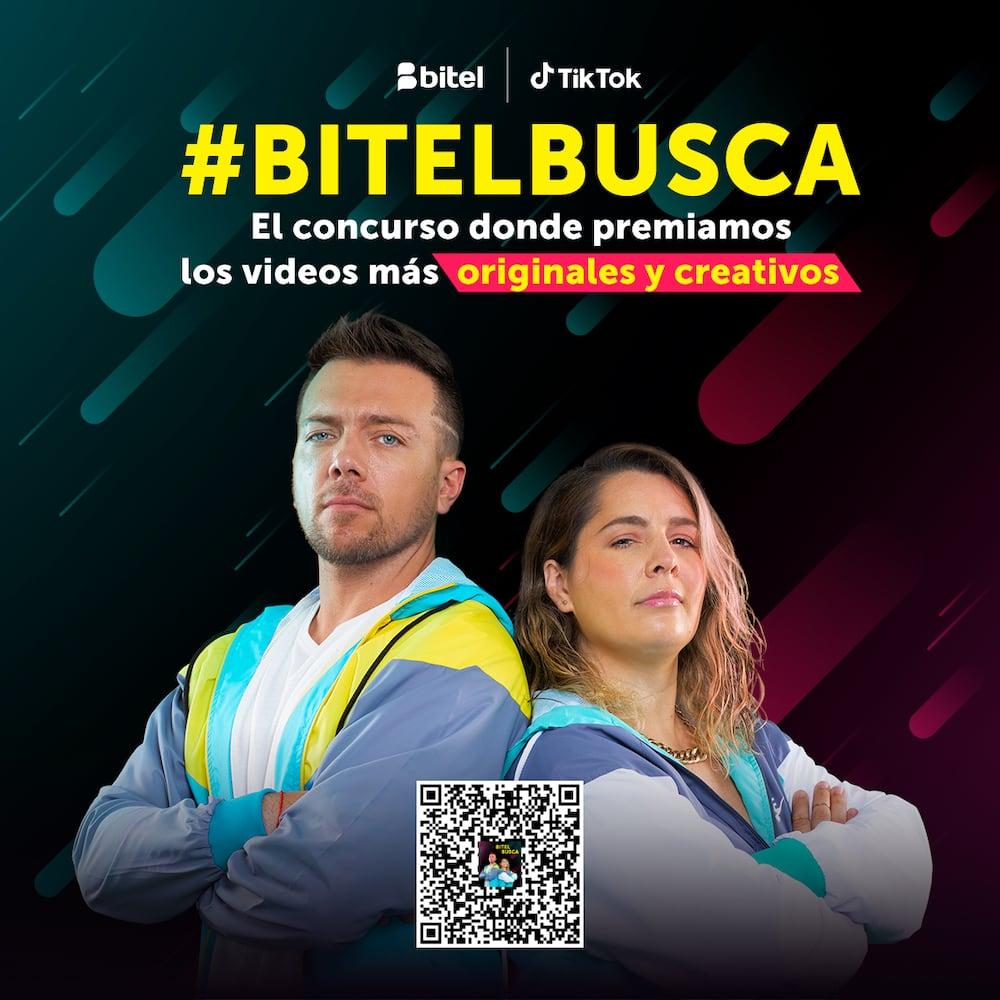 Bitel busca próximos influencers en TikTok