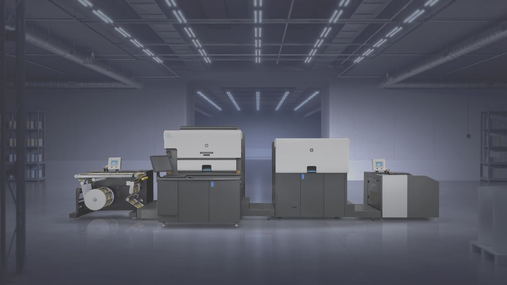HP lanza impresión segura para prensas digitales HP Indigo