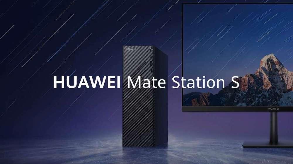 Huawei lanza una pequeña computadora de escritorio