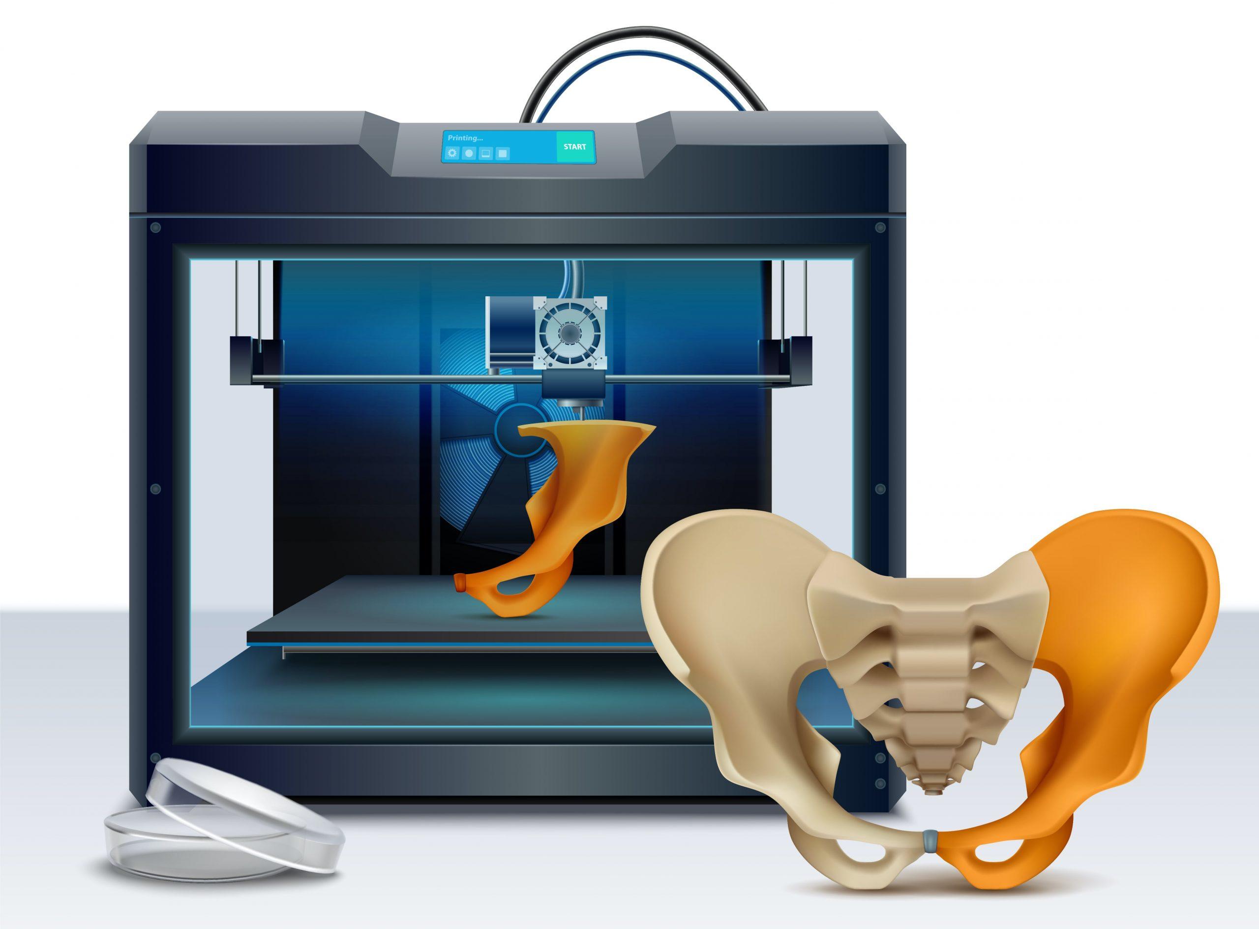 Principales tendencias en tecnologías para la impresión 3D