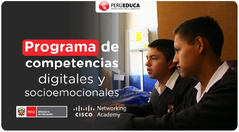 Cisco y Ministerio de Educación potencian competencias digitales