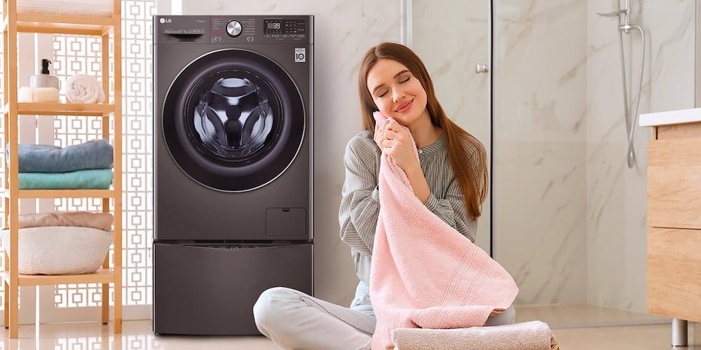 LG brinda consejos de lavado de prendas de vestir