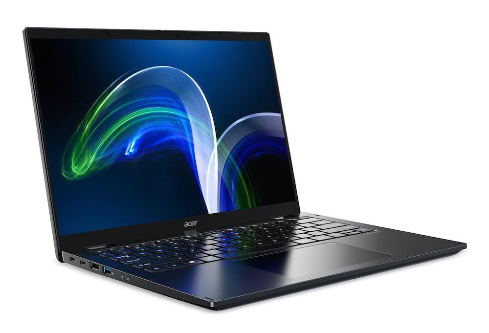 Nuevas notebooks TravelMate P6 de Acer para trabajo híbrido