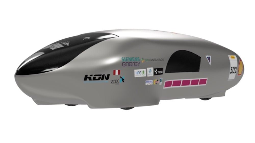 El primer vehículo eléctrico peruano competirá internacionalmente