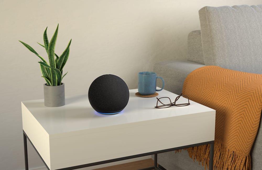 Echo y Echo Dot con Alexa disponibles para clientes en Perú