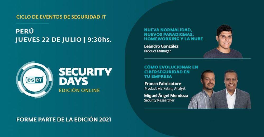 Empresas peruanas son muy atacadas por ciberdelincuentes