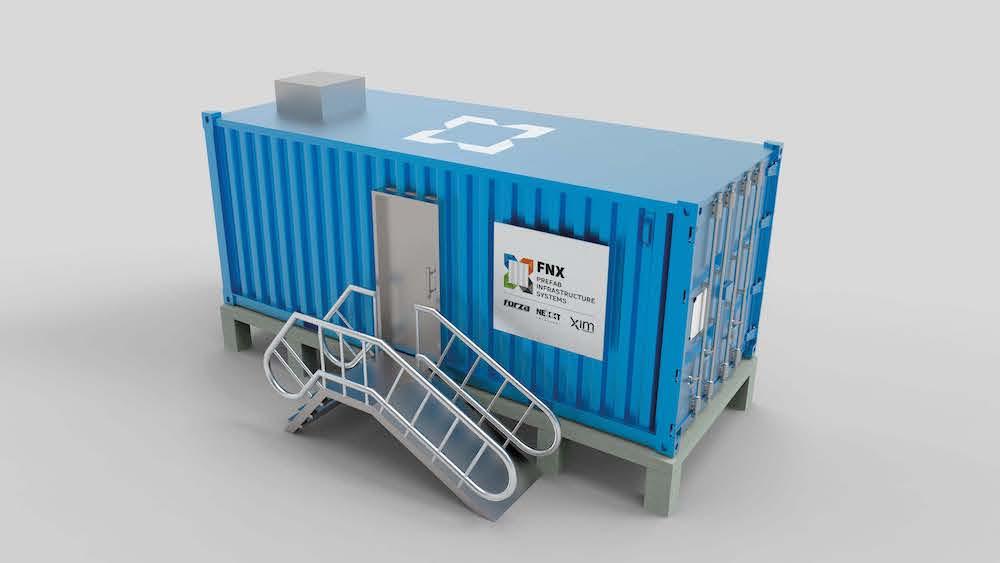 Centros de datos prefabricados son escalables para empresas
