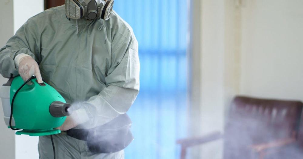 ¿Cómo eliminar el coronavirus en ambientes cerrados empleando ozono?