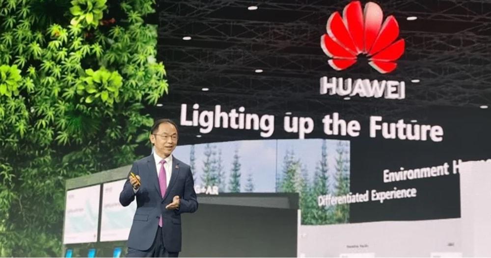 Huawei: La innovación ilumina el futuro de todas las industrias