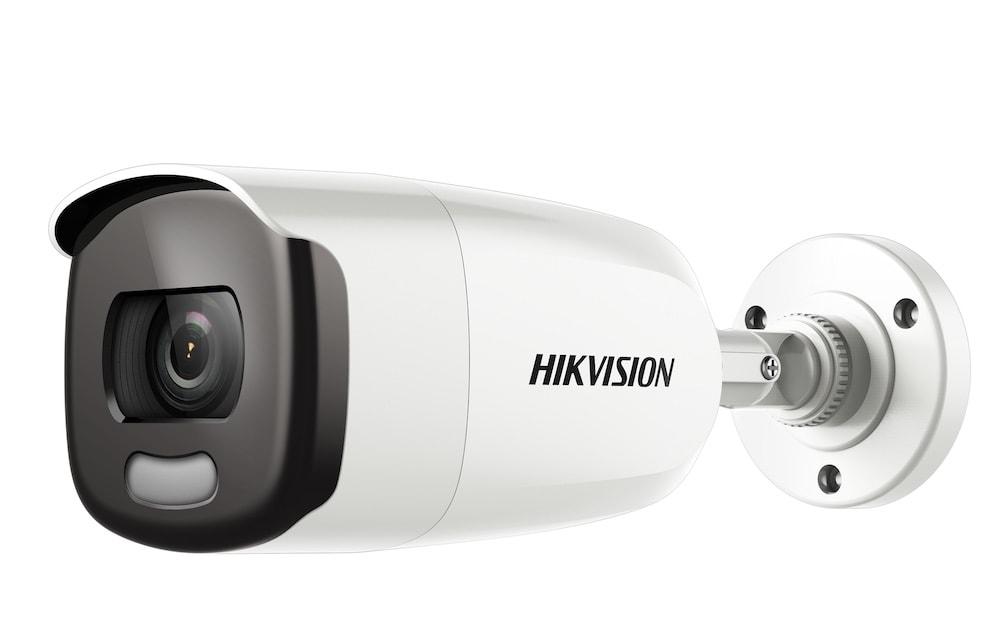 La tecnología de video seguridad con mejor color y nitidez