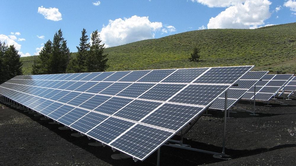 La energía solar es una inversión inteligente