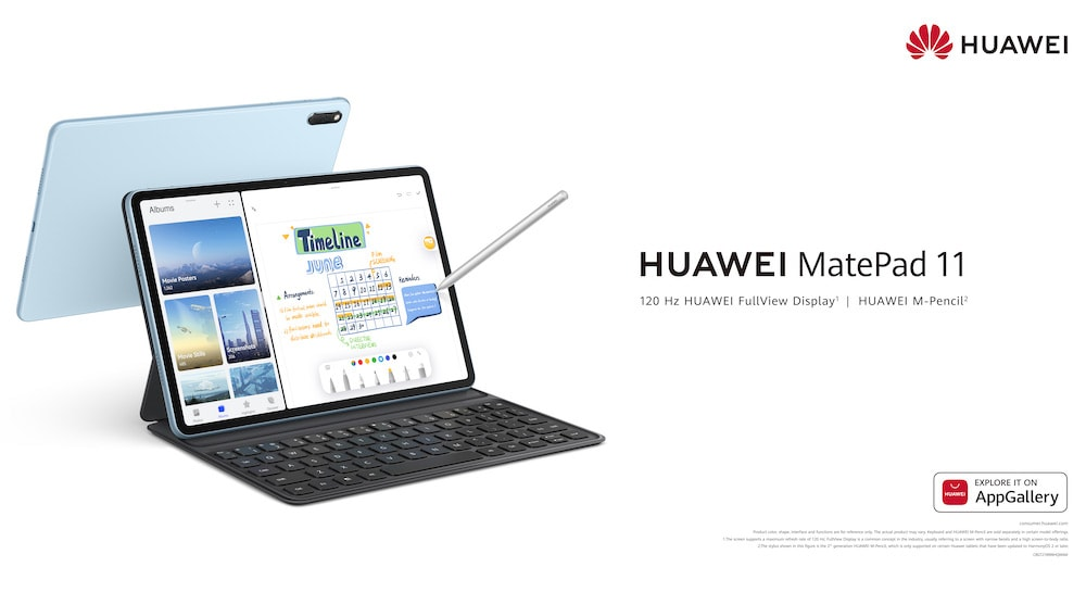 HUAWEI MatePad 11: La tableta ideal para toda edad